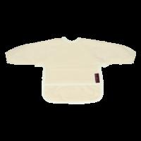 Bryndáček froté s rukávem béžový