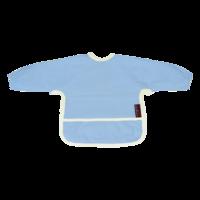 Bryndáček froté s rukávem modrý