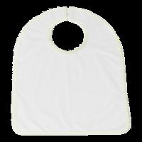 Chránič oděvu froté bílý velký 55x43