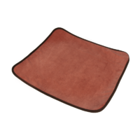 Sedák hygienický 40x45 SAMET skořicový