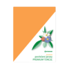Leinen Jersey PREMIUM TENCEL Apricot - Kissen - 1/3