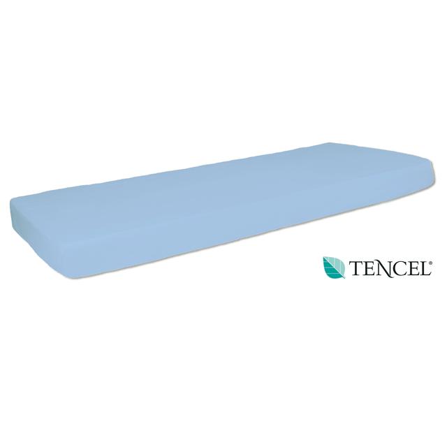 Prostěradlo hygienické TENCEL 120x60 modré, 120x60