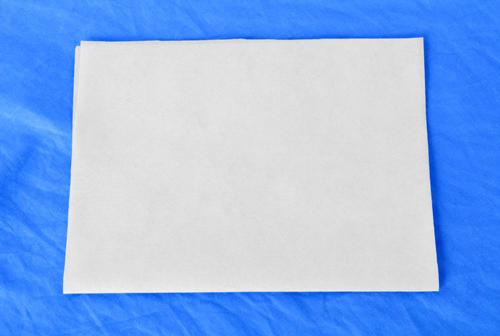 Ochranná rouška s kapsou purpurová uvazovací+5ks filtr 20x15 - 2
