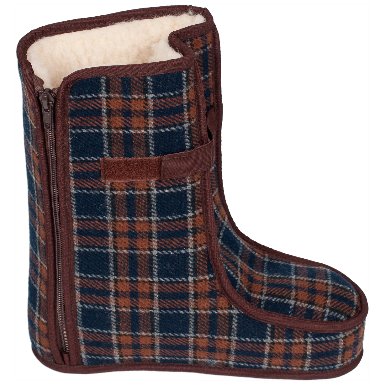 Spezialschuhe Wolle TEX Braun Größe 27-28, 28 - 2