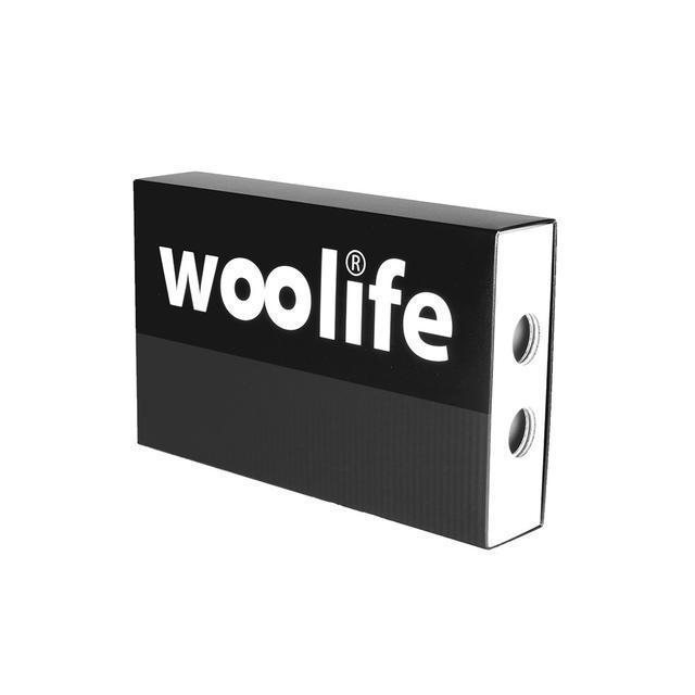 Handshuhe-Pulswärmer funktionelle wolle Woolife Merino Natural - 2