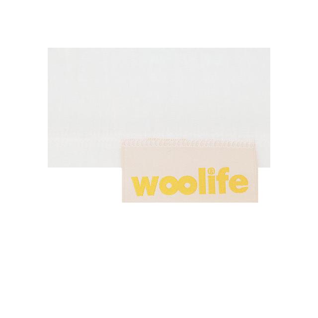 Damen Funktionstop aus Merinowolle - Naturfarbe - 2