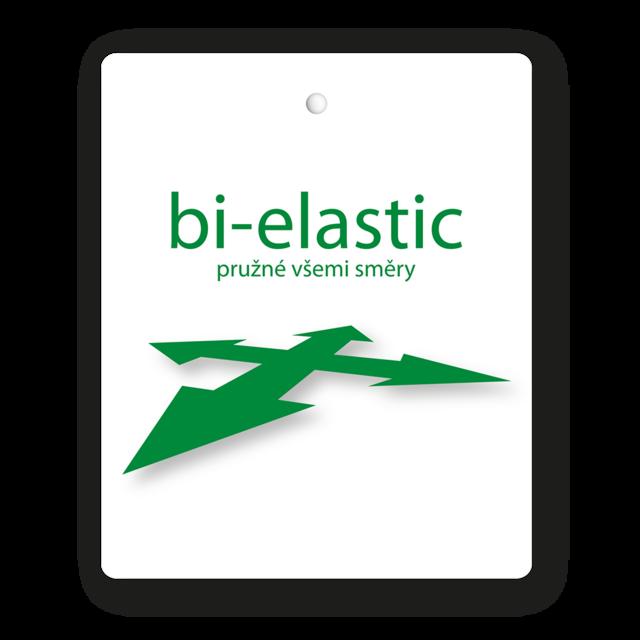 Noten Jersey bi-elastische PREMIUM TENCEL Weiß - 3