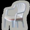 Sedák na židli Amor - různé barvy - 5/5